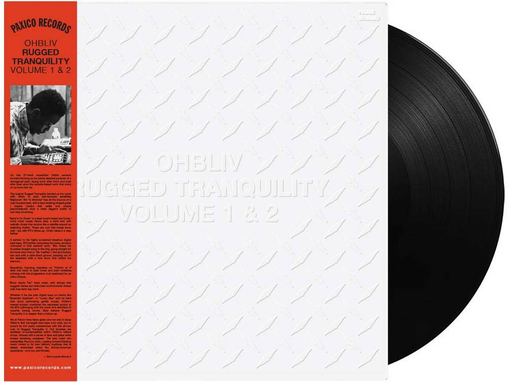 ohbliv - Rugged Tranquility Vol. 1 & 2 [LP]