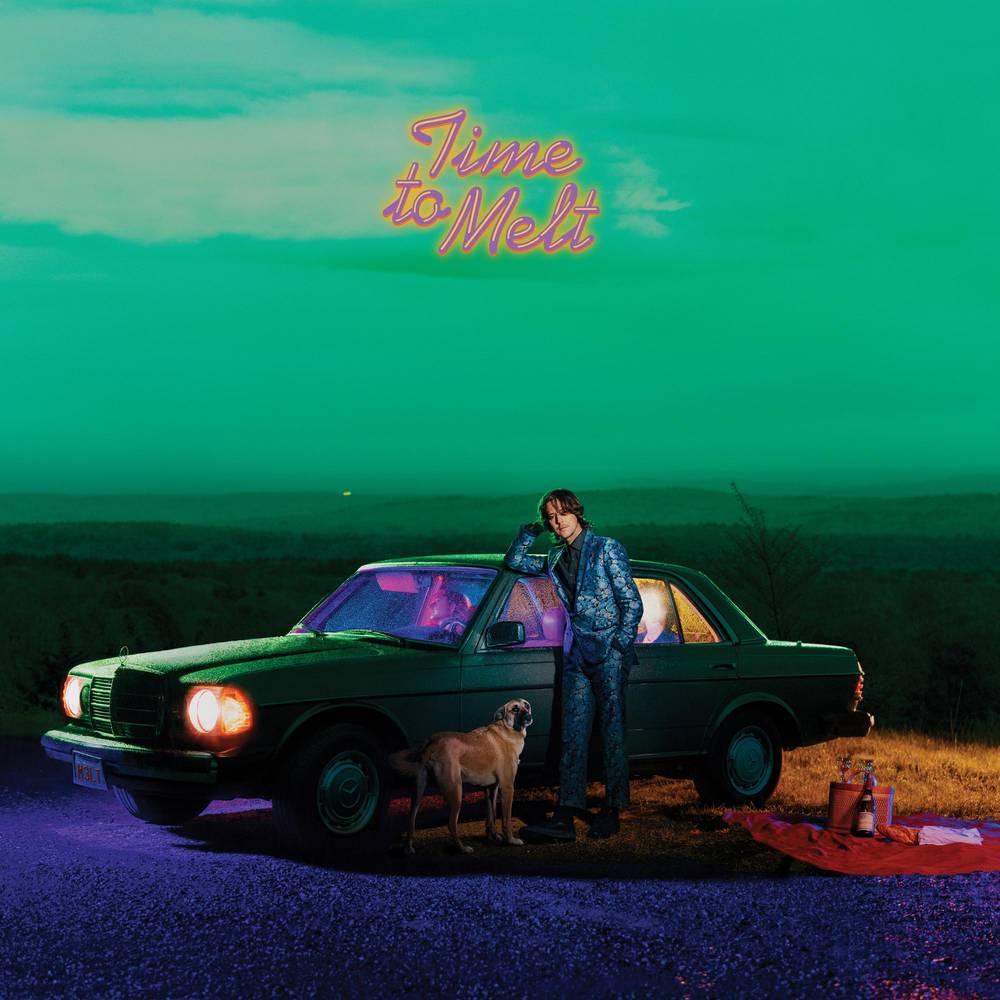 Sam Evian - Time To Melt [LP]