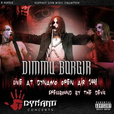 Spellbound (By The Devil) (Live At Dynamo Open Air / 1998) - Single