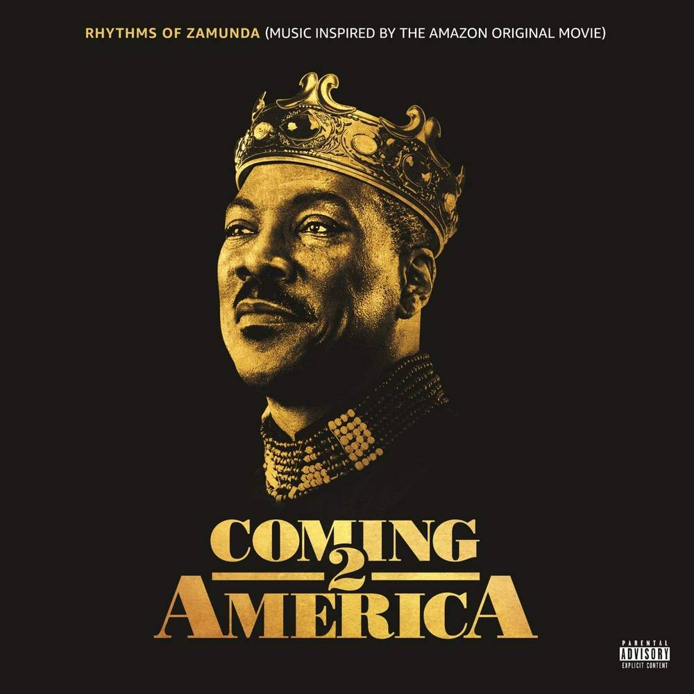 Various Artists - Rhythms of Zamunda (Music Inspired By: Coming 2 America) [2 LP]