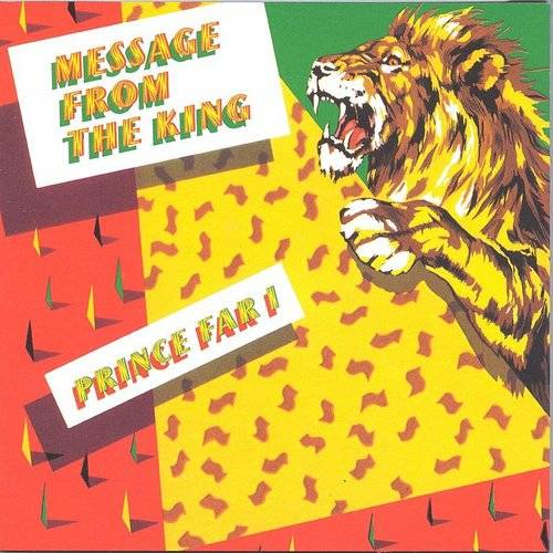 Message From The King [Import]