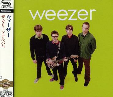 Weezer: The Green Album [Import]
