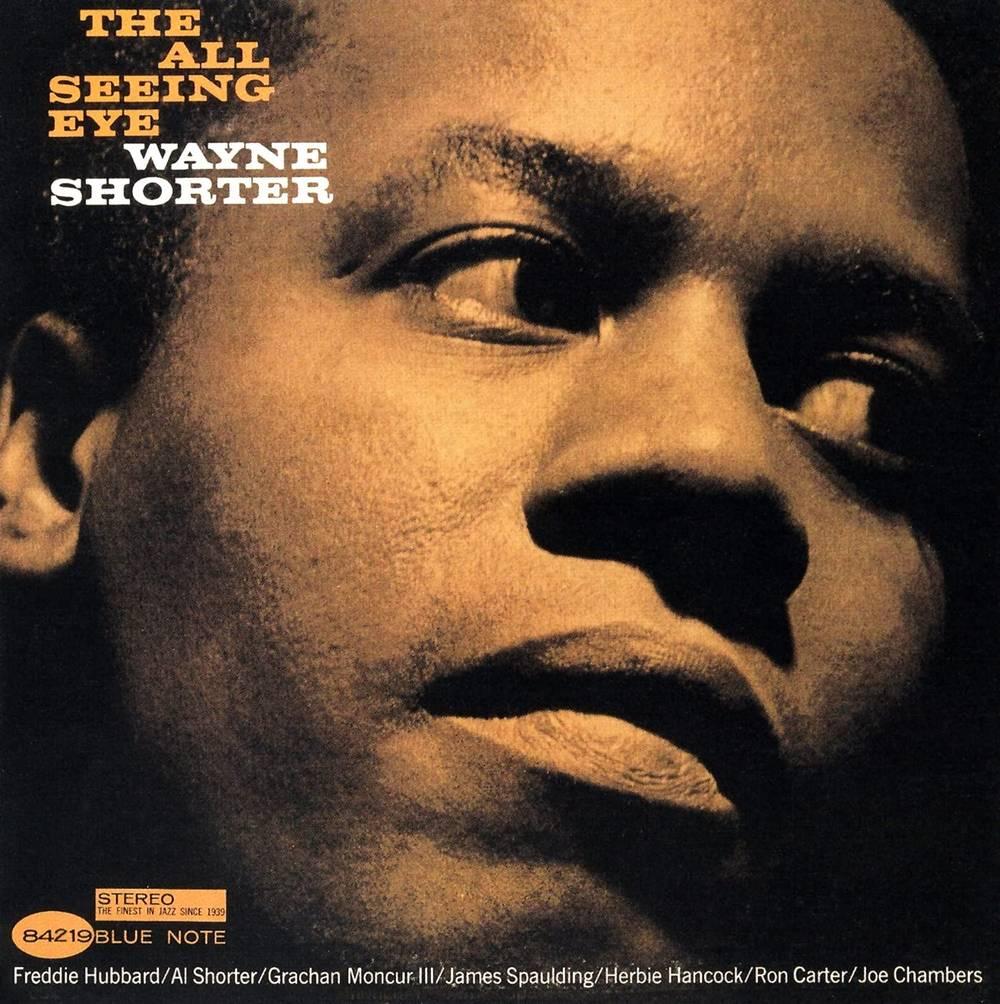 Wayne Shorter - The All Seeing Eye (Blue Note Tone Poet Series) [LP]
