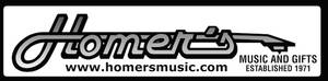 Homer's Music - Nebraska's Best Selection of New, Used CD's, DVD's, and LP's