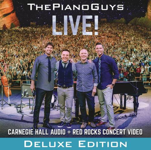 Live! [CD/DVD Deluxe Edition]