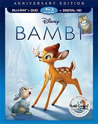 Bambi [Disney Movie] - Bambi: The Walt Disney Signature Collection