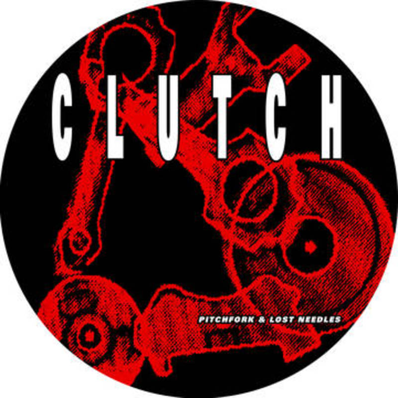 Clutch Pitchfork & Lost Needles (Picture Disc) (Ltd) (Uk)