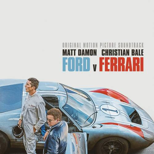 Ford v Ferrari [Soundtrack LP]