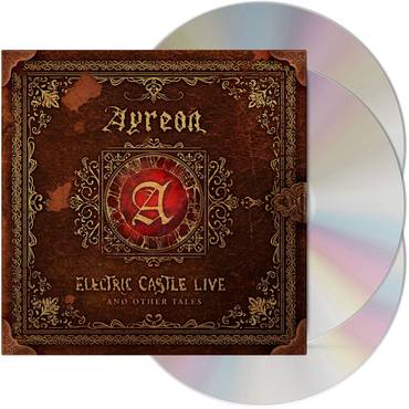 Electric Castle Live And Other Tales [2CD/DVD]