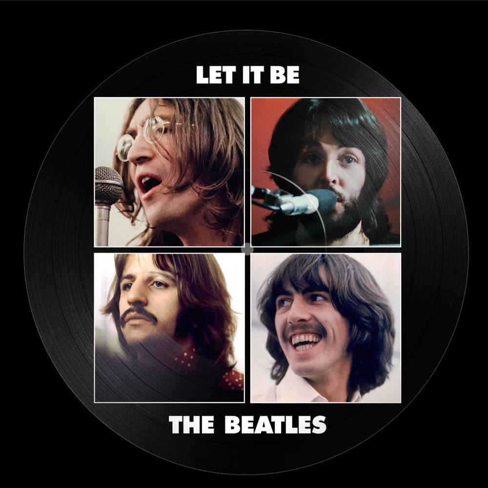 The Beatles - Let It Be: Special Edition [Indie Exclusive Limited Edition Picture Disc LP]