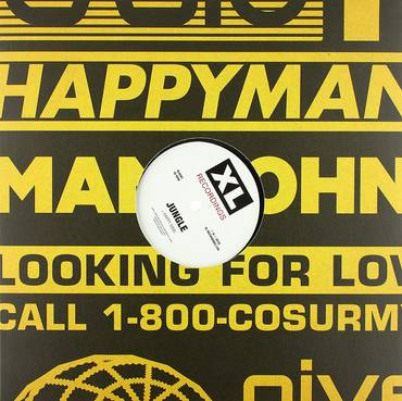 Happy Man [Vinyl Single]