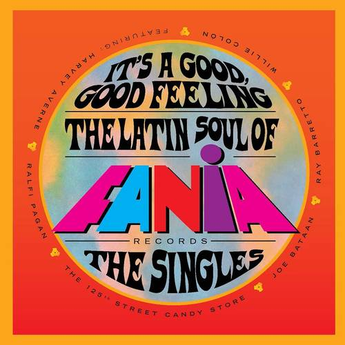 Various Artists - It's A Good, Good, Feeling: The Latin Soul of Fania Records (The Singles) [4CD + 7in Box Set]
