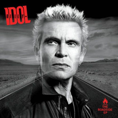 Billy Idol - The Roadside EP [Indie Exclusive Limited Edition Blue Vinyl]