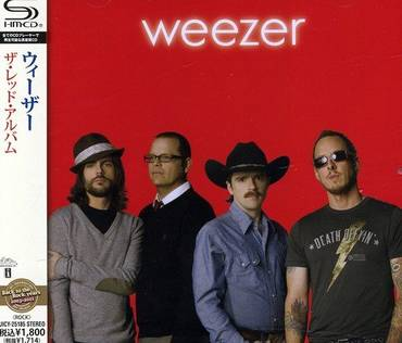 Weezer: The Red Album [Import]