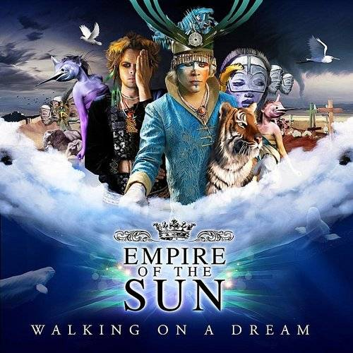 Walking On A Dream: Remixes (3-Track Maxi-Single)