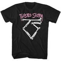 Twisted Sister - Bone Logo (S)