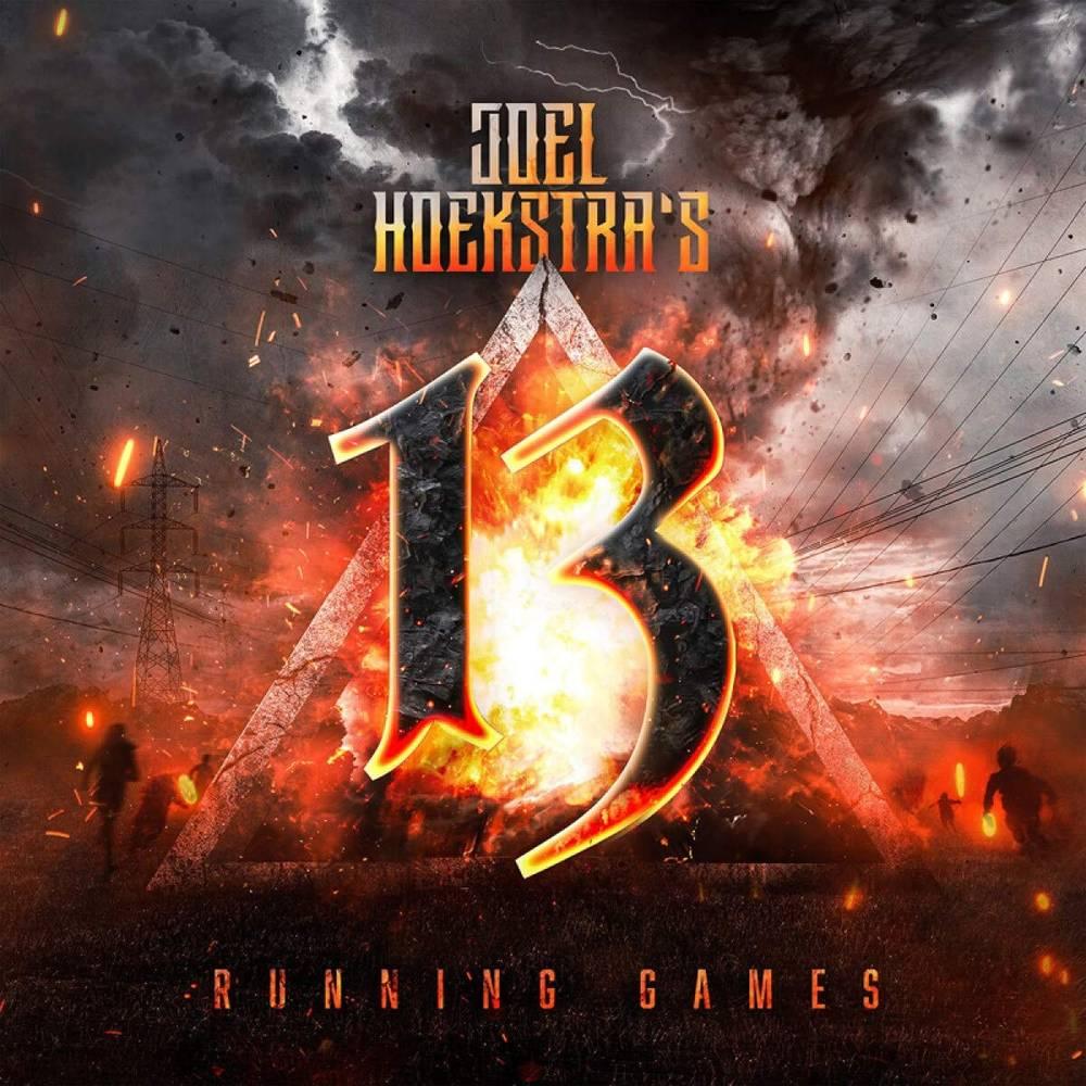 Joel Hoekstra's 13 - Running Games (Bonus Track) [Import]