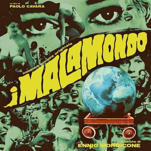 Ennio Morricone - I Malamondo (Original Motion Picture Soundtrack) [2 LP]