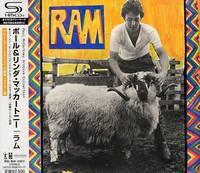 Paul & Linda McCartney - RAM [Import]