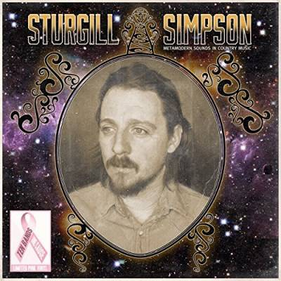 Sturgill Simpson - Metamodern Sounds In Country Music [Limited Edition Pink Vinyl]