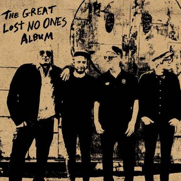 The Great Lost No Ones Album [Yellow with Purple Splatter LP]