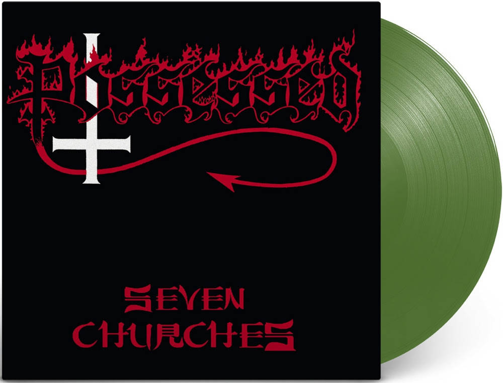 Possessed - Seven Churches [RSD Essential Forest Green LP]