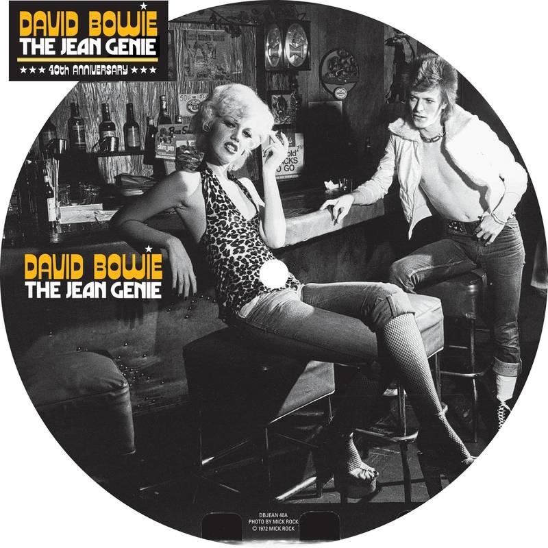 """David Bowie """"The Jean Genie"""""""