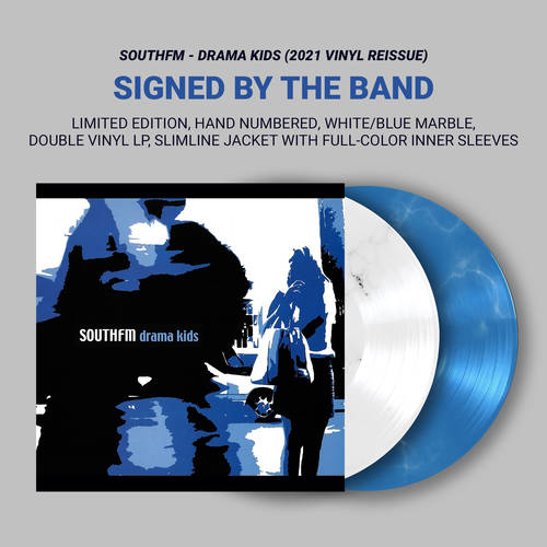 Southfm - Drama Kids - Signed, Limited Edition