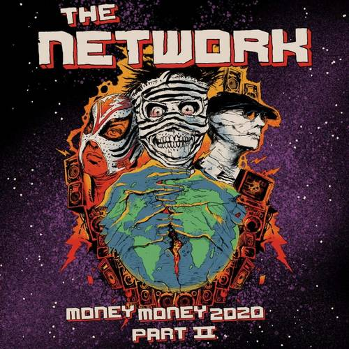 The Network - Money Money 2020 Pt II: We Told Ya So! [LP]