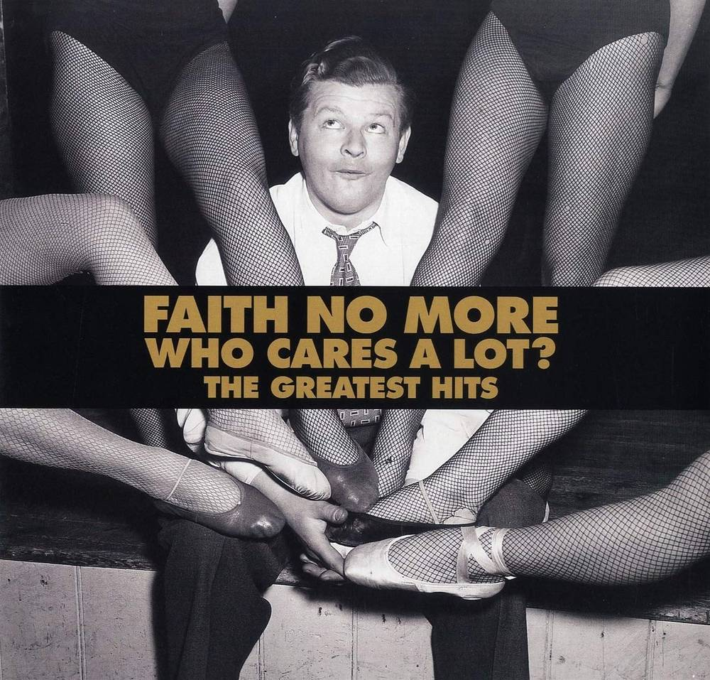 Faith No More - Who Cares A Lot?: The Greatest Hits [Import Limited Edition Gold LP]