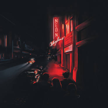 The Neon Skyline [Indie Exclusive Limited Edition White LP]