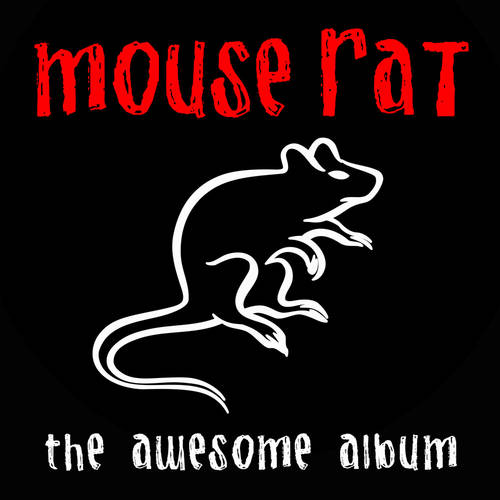 Mouse Rat - The Awesome Album [Indie Exclusive Limited Edition Nothing Rhymes With Blorange Orange LP]