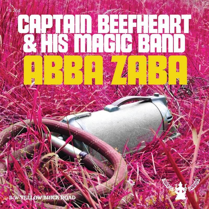 Captain Beefheart & The Magic Band Abba Zaba Yellow Brick Road