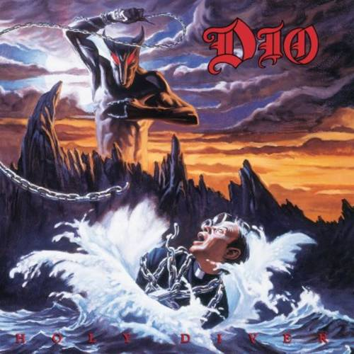Holy Diver [SYEOR 2018 Exclusive Red LP]