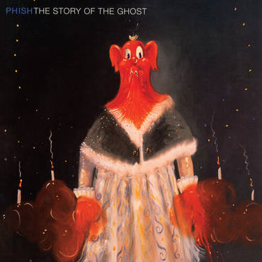 The Story Of The Ghost [Black + Red 2LP]