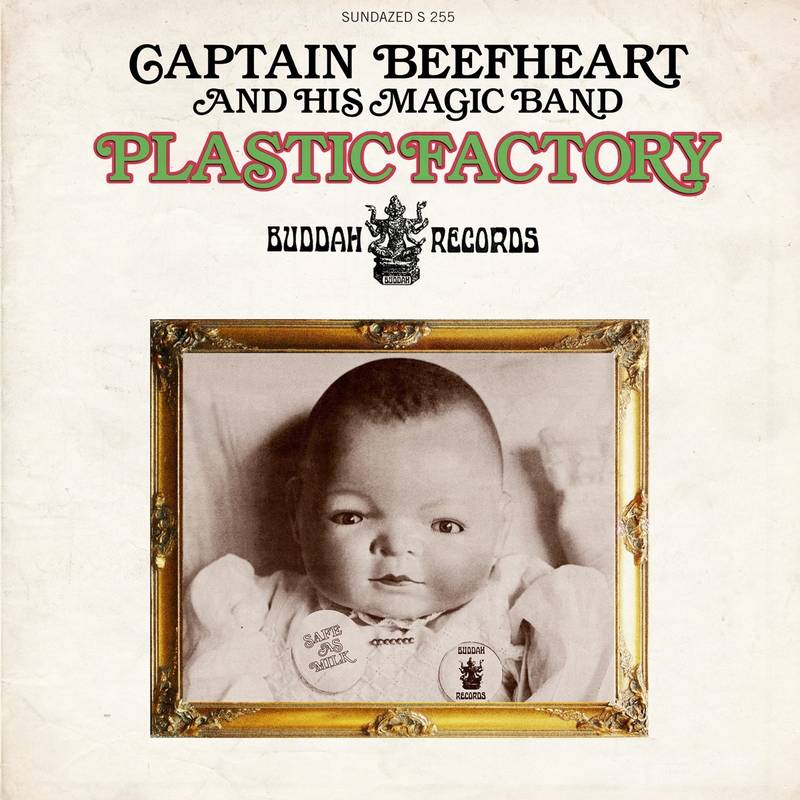 Captain Beefheart & The Magic Band Plastic Factory Where There's A Woman