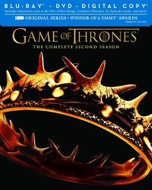 Game Of Thrones: The Complete Second Season (7pc)