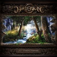 Wintersun - The Forest Seasons [Indie Exclusive Limited Edition White / Cyan Splatter LP]