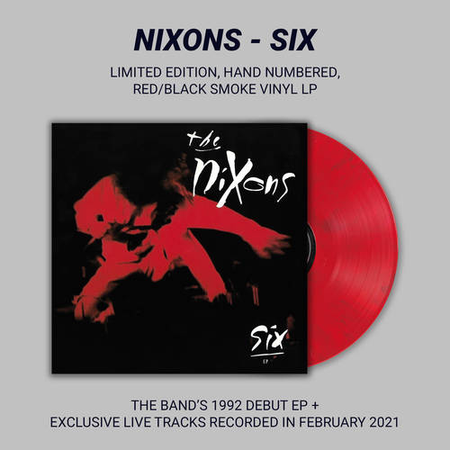 The Nixons - Six - Limited Edition