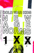 COLD WAR KIDS - Free Lithograph