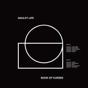 Book Of Curses [Indie Exclusive Limited Edition White LP]