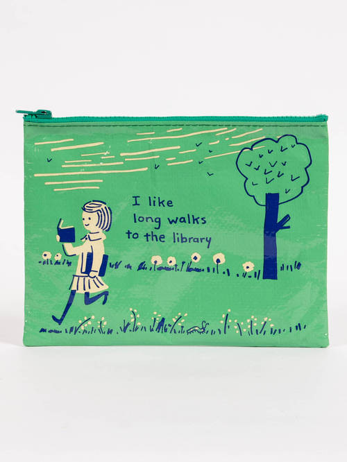 Bag - [Long Walks Library] Pouch