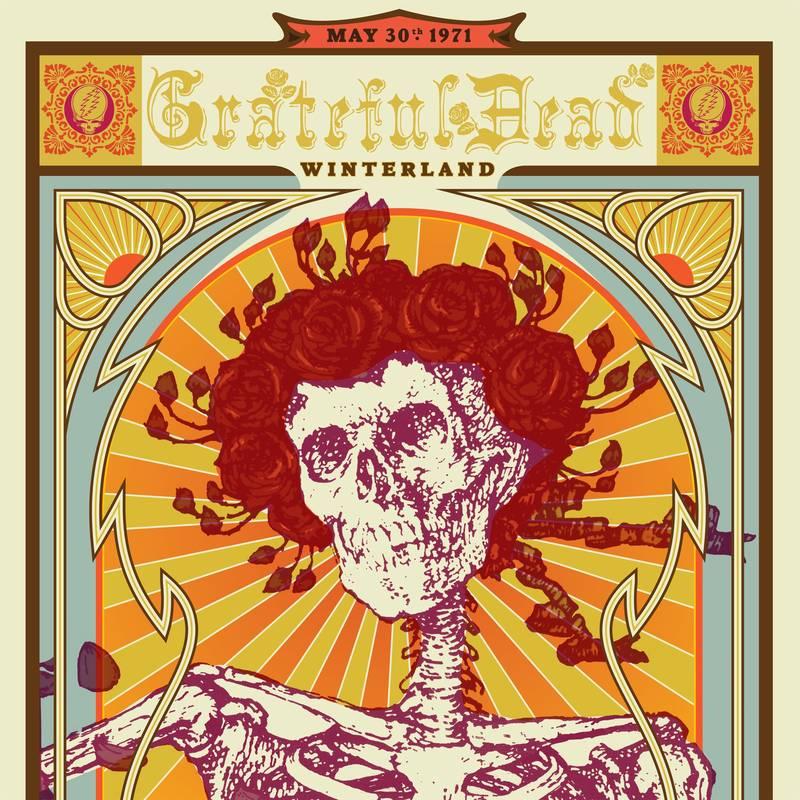 Grateful Dead Live at Winterland (5 30 1971)