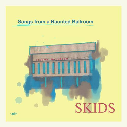 Skids - Songs From a Haunted Ballroom [Limited Edition Yellow & Blue LP]