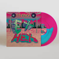 Ex Hex - It's Real [Indie Exclusive Limited Edition Peak Vinyl]