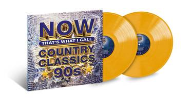 NOW Country Classics '90s [Opaque Yellow 2 LP]