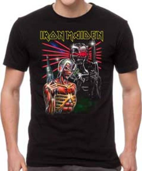 Iron Maiden - Terminate (M)
