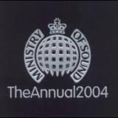 Various Artists - Ministry Of Sound-Annual 2004