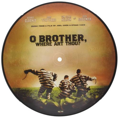 O Brother, Where Art Thou? [2 LP Picture Disc]