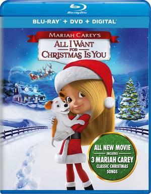 Mariah Carey's All I Want for Christmas Is You [Movie]